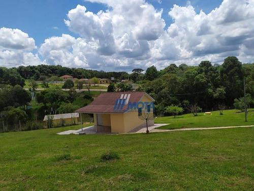 Chácara Com 5 Dormitórios À Venda, 45824 M² Por R$ 850.000 - Quatro Pinheiros - Mandirituba/paraná - Ch0173