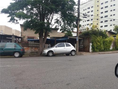 Terreno Excelente Local , Vila Guiomar , Oportunidade Para Construtores - 47882
