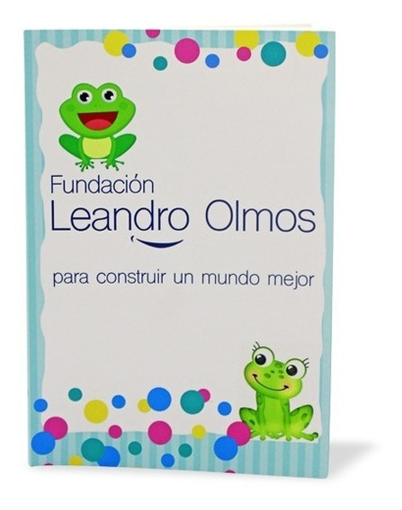 Día Del Niño: Anotador Fundación Leandro Olmos
