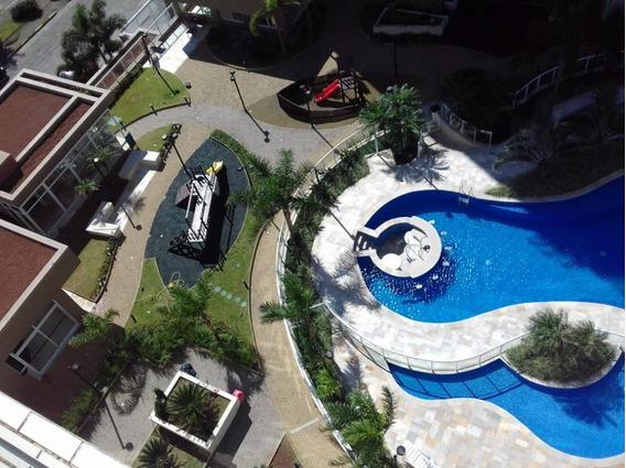 Apartamento À Venda Resort, Decorado, Ref. 0827 M H