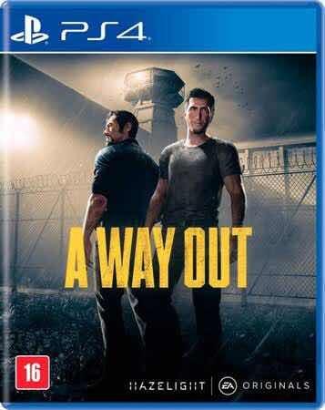 A Way Out Ps4 Física Lacrada Oferta!