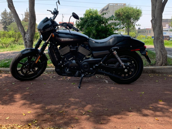Harley Davidson Street 750 2018