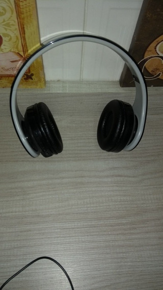 Headphone Via Bluetooth Fm Stereo Mp3 Player