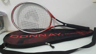 Raqueta Tenis Adulto Marca Donnay Phantom 1000 Con Su Funda