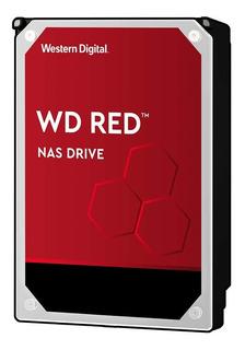 Disco Duro Wd Hdd Red 4tb Sata3 64mb Intellipower