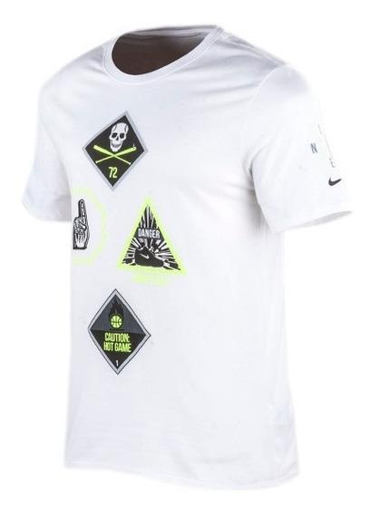 Remera Nike Hazard Icons Hombre