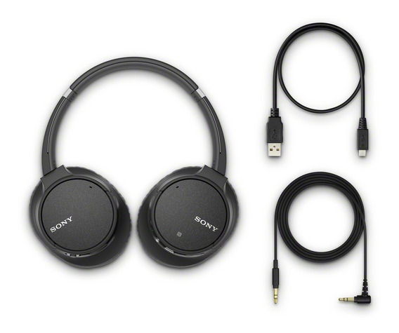 Headphone Sony Noise Cancelling S/fio Wh-ch700n Bluetooth