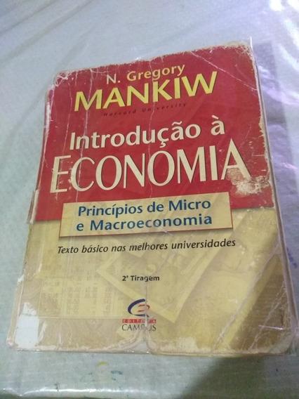 Introducao A Economia Principios De Micro E Macroeconomia