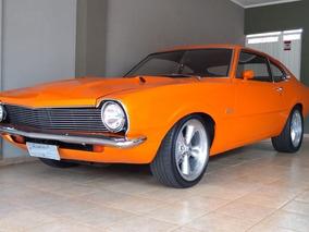 Ford Maverick V8 1973 1974 Original De Plaqueta