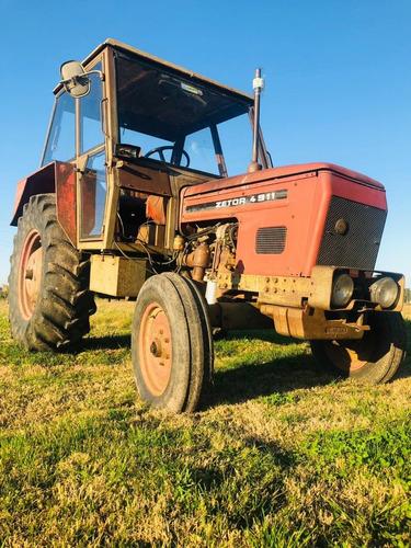 Tractor Zetor 4911