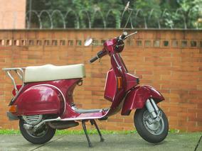 Vespa Px 150 -98 Vino Tinto