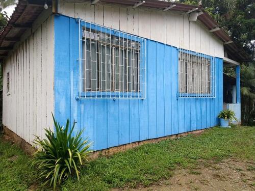 Chácara Com 2 Dormitórios À Venda, 8000 M² Por R$ 85.000,00 - Rio Sagrado - Morretes/pr - Ch0118