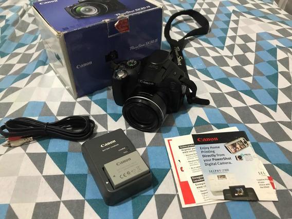 Câmera Cânon Powershot Sx 30 Is