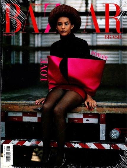 Harpers Bazaar Brasil Nº 086 - Tais Araujo ( Capa 1 )