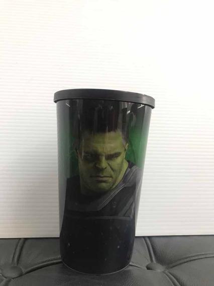Hulk Vaso Avengers Endgame Cinepolis Record Guinness Bruce