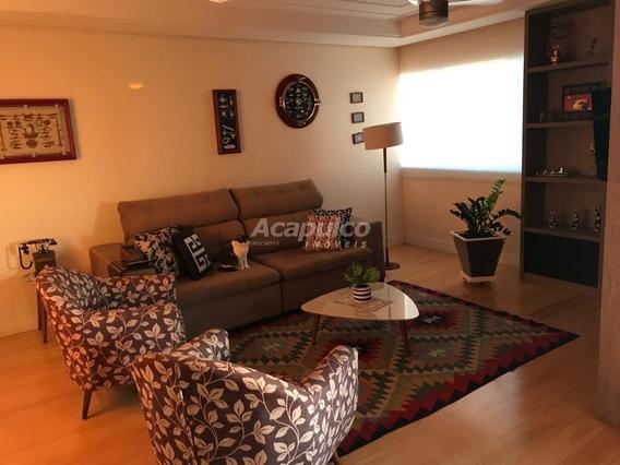 Apartamento À Venda, 3 Quartos, 3 Vagas, Vila Santa Catarina - Americana/sp - 12927