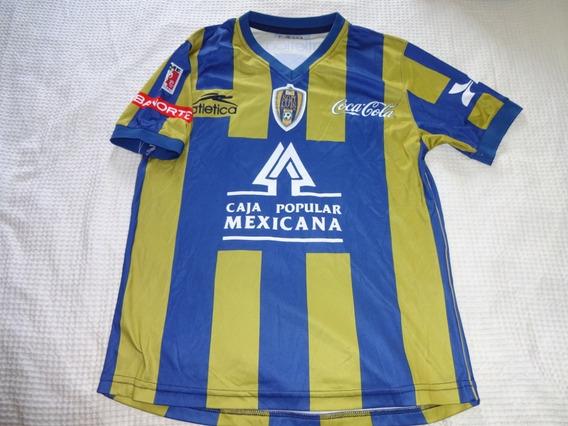 Camisa San Luis Mexico Nº 21 De Jogo