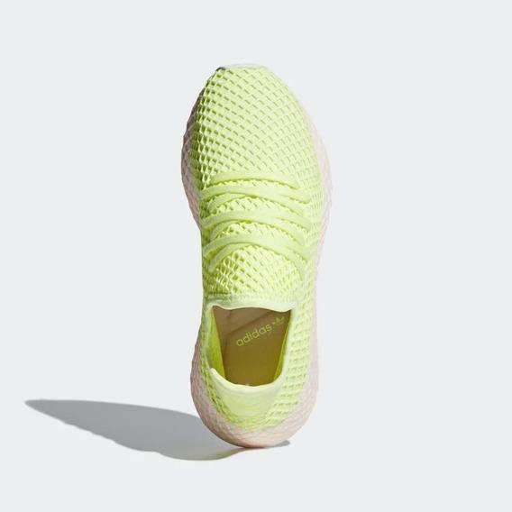 Zapatilla adidas Deerupt Woman Runner 2019 Fluor