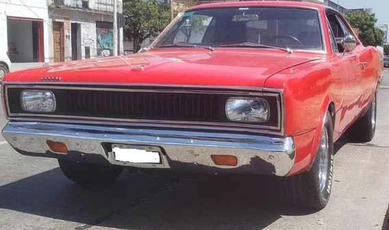Dodge Coupé Gtx 1974 Unico!!