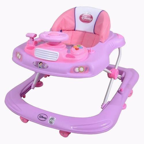 Andador De Lujo Princesas Xg-6968 Disney