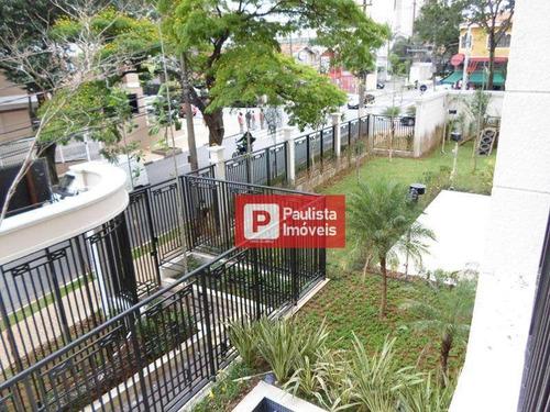 Cobertura Com 4 Dormitórios À Venda, 600 M² - Moema - São Paulo/sp - Co0757