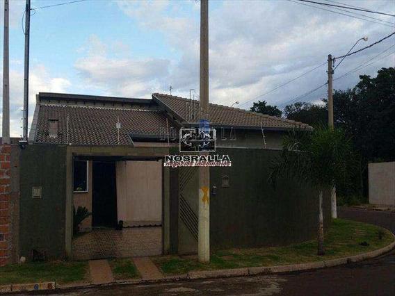 Casa Com 2 Dorms, Jardim Morada Nova, Jaboticabal - R$ 300 Mil, Cod: 479500 - V479500