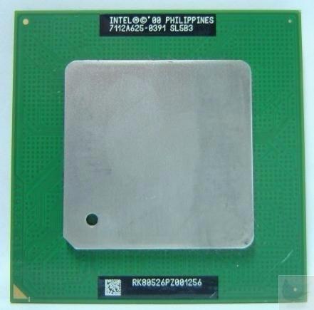 Processador Intel Pentium Iii 1.0ghz 133 Mhz Socket 370