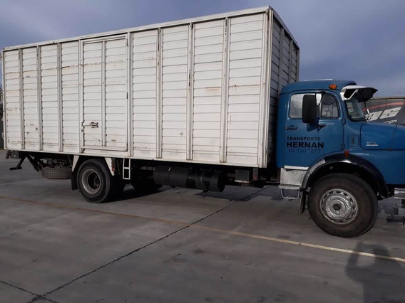 Camion Carrozado Mercedes Benz 1114