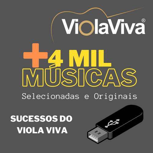 Pen Drive Viola Viva