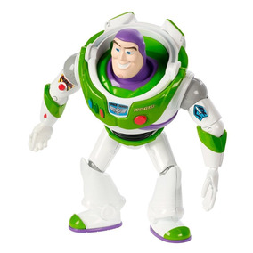 Boneco Buzz Lightyear Toy Story 4 17 Cm Mattel Nf Original