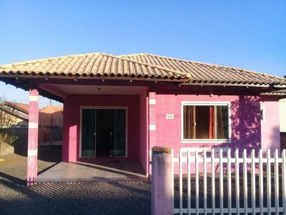 Casa Para Venda No N. Sra. Conceição Em Balneário Piçarras - - 692