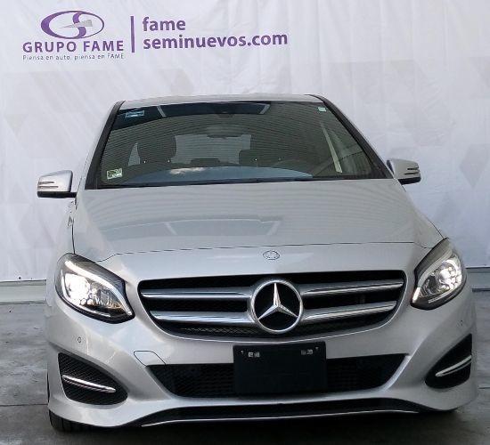 Mercedes-benz Clase B 180 Cgi Exclusive 5 Puertas