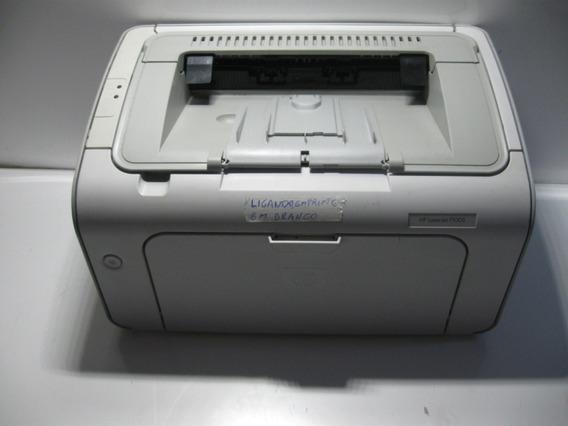 No Estado Impressora Hp Laserjet P1005