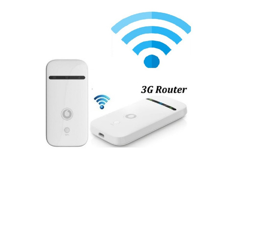 Modem 3g Wifi Vehicular Libre Portatil Zte Mf65 Libre
