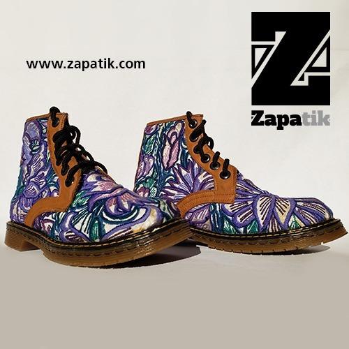 Zapato Artesanal Tzomx11