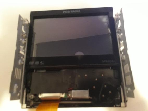 Display Lcd Com Touch Dvd Positron 6110 Av