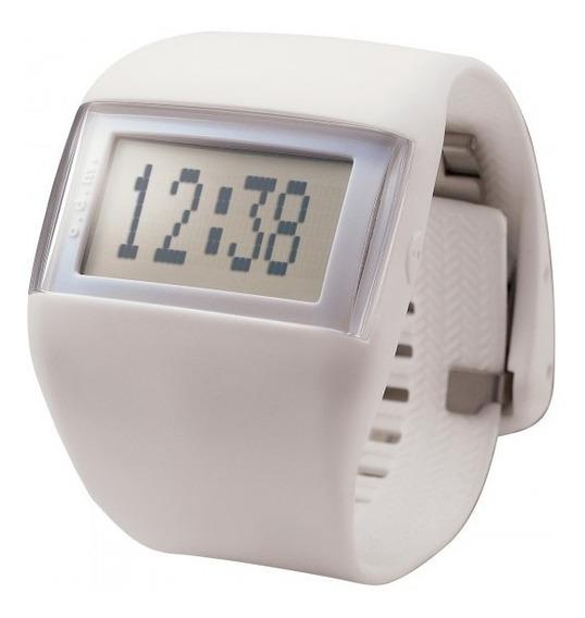 Relógio Odm O.dd99b-6 Bxbx Digital Unissex Branco - Refinado