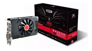 Tarjeta De Video Xfx Radeon Rx 560 4 Gb Gddr5