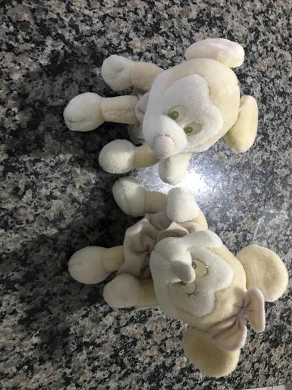 Pelúcia Casal Mickey E Minnie