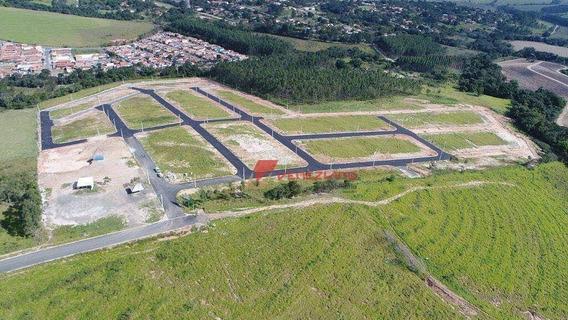Terreno Residencial À Venda, Residencial Itaqueri, Charqueada. - Te0497