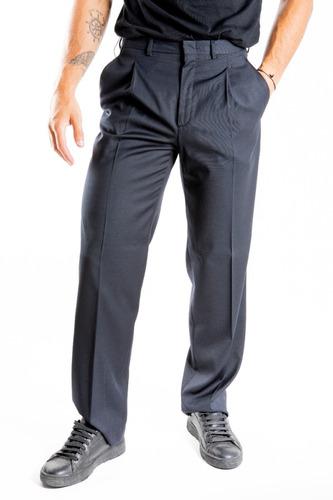 Imagen 1 de 2 de Pantalon Hombre Vestir Pinzado Olegario Colores