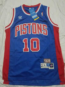 Camisa Regata De Basquete Detroit Pistons - Denis Rodman