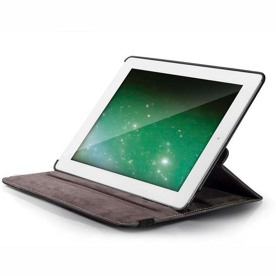 Case E Suporte Giratoria Para iPad 9.7pol - Preto - Bo188