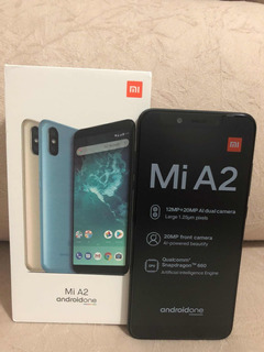 Xiaome Mi A2 64gb 4gb Ram