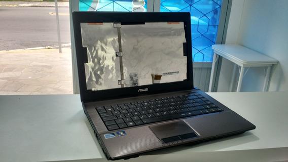 Carcaça Completa Notebook Asus X44c