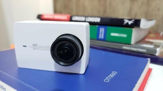 Camera Fotográfica E Filmadora Action Cam Xiaomi Yi 4k
