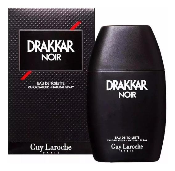 Perfume Drakkar Noir Guy Laroche 200ml Original Lacrado