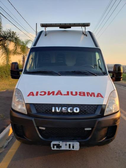 Ambulancia Iveco Furgilayne City Ambulância Iveco
