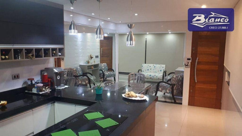 Imagem 1 de 26 de Casa Com 3 Dormitórios À Venda, 140 M² Por R$ 750.000,00 - Vila Milton - Guarulhos/sp - Ca1083