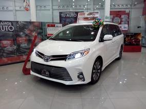 Toyota Sienna 3.5 Limited Ex Demo 2018 Blanco Perlado